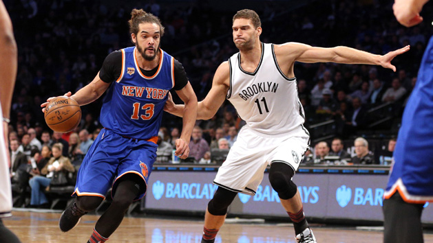 Knicks C Noah expected to msis rest of season
