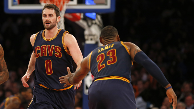 Cavaliers' Love to miss six weeks after knee surgery