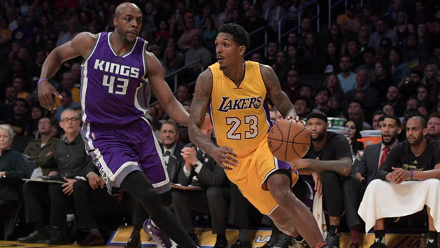 Lakers send G Williams to Rockets for Brewer, pick
