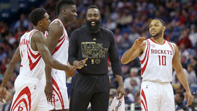 NBA Recaps: Williams, Rockets sink Pelicans