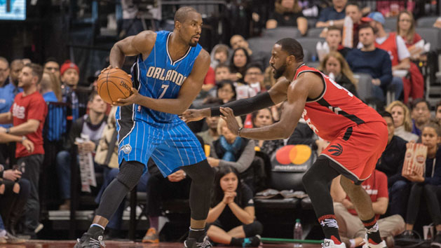 Magic send Ibaka to Raptors for Ross, first-rounder