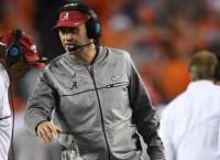 Falcons hire Sarkisian as offensive coordinator