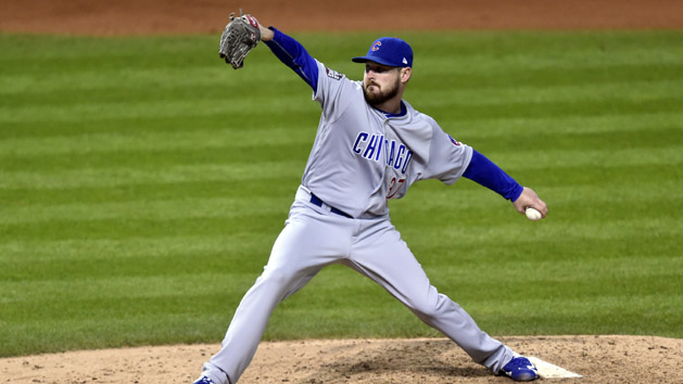 Royals snag another former Cub,  sign LHP Wood