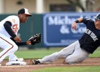 MLB Spring Recaps: Yankees win on 3-run homer