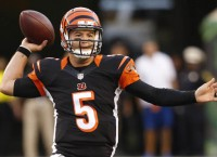 Bengals get selective in trade talks for QB McCarron
