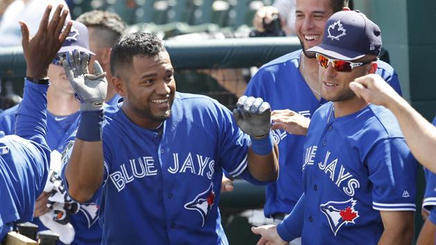 MLB Recaps: Ninth-inning homers lift Blue Jays