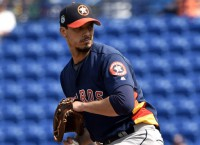 MLB Recaps: Morton's outing helps Astros past Mets