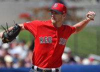 MLB Recaps: Sale allows two runs in Red Sox debut