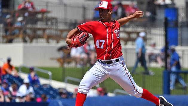MLB Recaps: Gonzalez helps Nats beat Braves