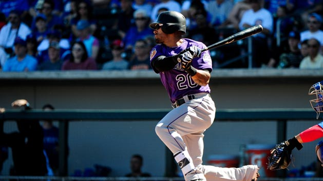 Rockies' Desmond fractures hand; will be out a while