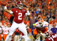 Rising stars: Hurts tops emerging group of SEC QBs