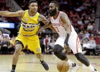 NBA Recaps: Rockets win on Harden's late shot