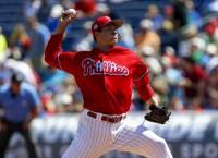 MLB Recaps: Phillies' Eickhoff sharp against Braves
