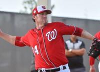 MLB Notebook: Nationals let Nathan go