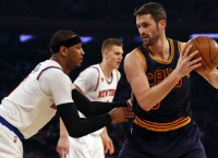 Cavs expect Love to return on upcoming road trip