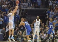 UNC heads to Final Four on Maye's last-second shot