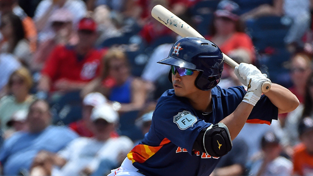 Astros Season Preview: Veterans join young nucleus