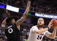 Role reversal: Zags to face underdog South Carolina