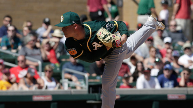 Oakland's Gray heads to disabled list