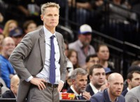Warriors' Kerr not resting case on sitting stars