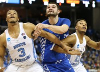 North Carolina survives Oregon to prevail in Final Four
