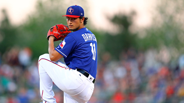 Player News: Rangers' Darvish gets Opening Day nod