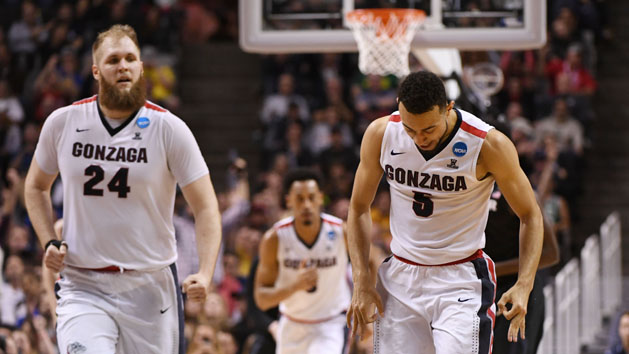 Gonzaga makes first Final Four in impressive fashion