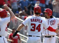 MLB Recaps: Rendon's record day leads Nats rout