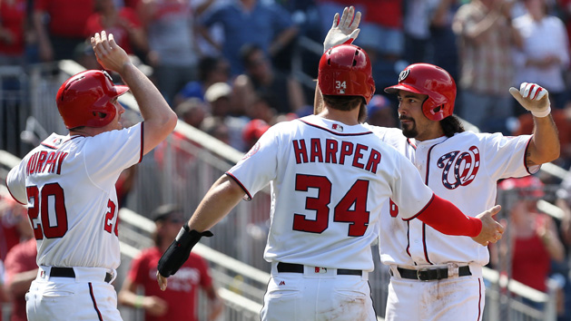Nats wallop Mets 23-5 on Rendon's 3 HRs, 10 RBIs