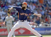 Keuchel goes to 5-0 as Astros stop A's
