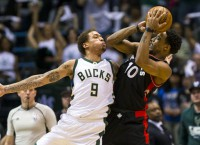 NBA Recaps: Raptors get even with Bucks