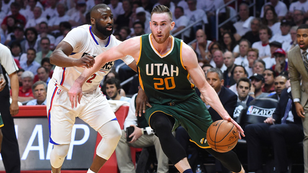 Hayward helps Jazz bury Clippers to win series