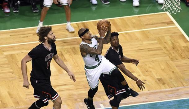 Boston Celtics Beat Chicago Bulls in Game 5, Lead Series 3-2
