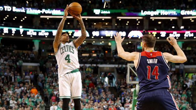 Celtics rally to knock off Wizards in opener
