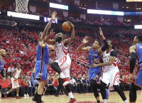 NBA Recaps: Rockets eliminate Thunder