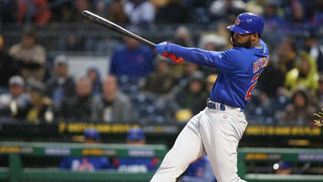 MLB Recaps: Cubs ring up 14 runs, 17 hits in win