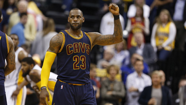 NBA Recaps: Cavaliers complete sweep of Pacers