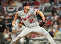 Nationals hand Braves first loss at new stadium