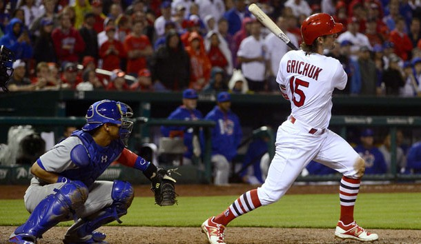 Vegas Play of the Day: Chicago Cubs at St. Louis Cardinals