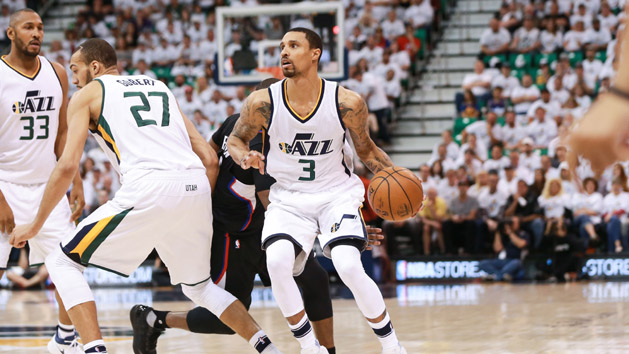 Gobert's return helps Jazz even series with Clippers