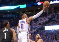 NBA Recaps: Westbrook, OKC hold off Rockets