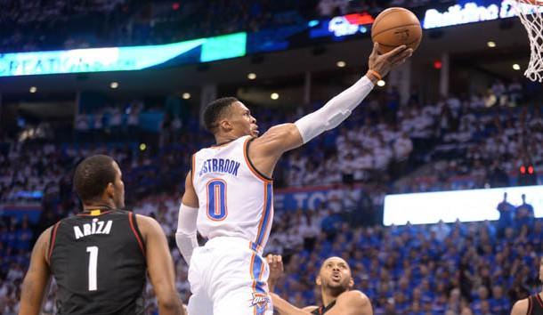 Houston Rockets Steal Away Oklahoma City's Thunder