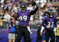 Ravens trade DT Jernigan to Eagles
