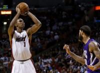 NBA Notebook: Bosh, Heat part ways