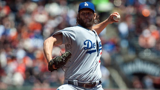 Kershaw masterful as Dodgers finally solve Giants
