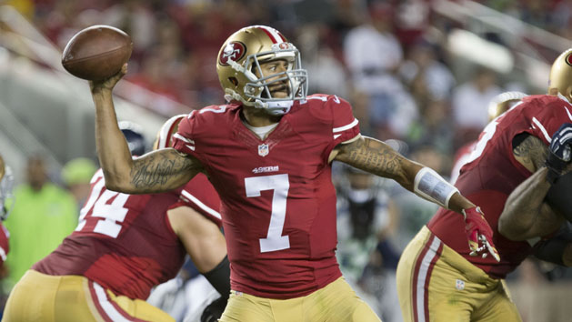 NFL Notebook: Seahawks to work out Kaepernick
