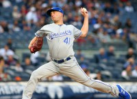 MLB Notebook: Royals' Duffy out 6-8 weeks