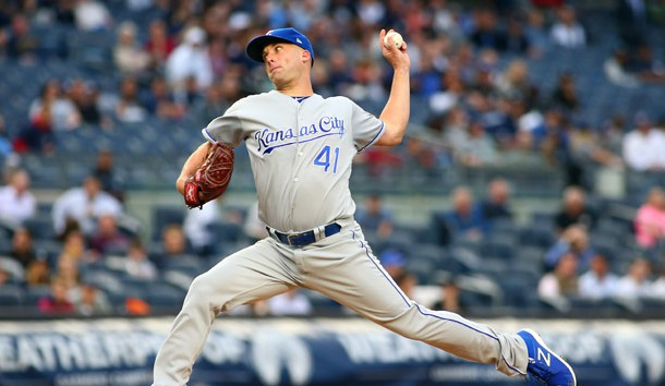 Royals LHP Duffy out 6-to-8 weeks with oblique strain