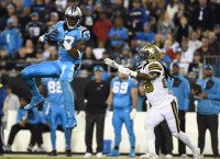Panthers seek improvement from receiving corps