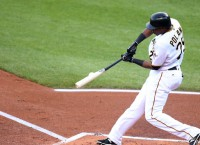 Pirates place OF Polanco on disabled list